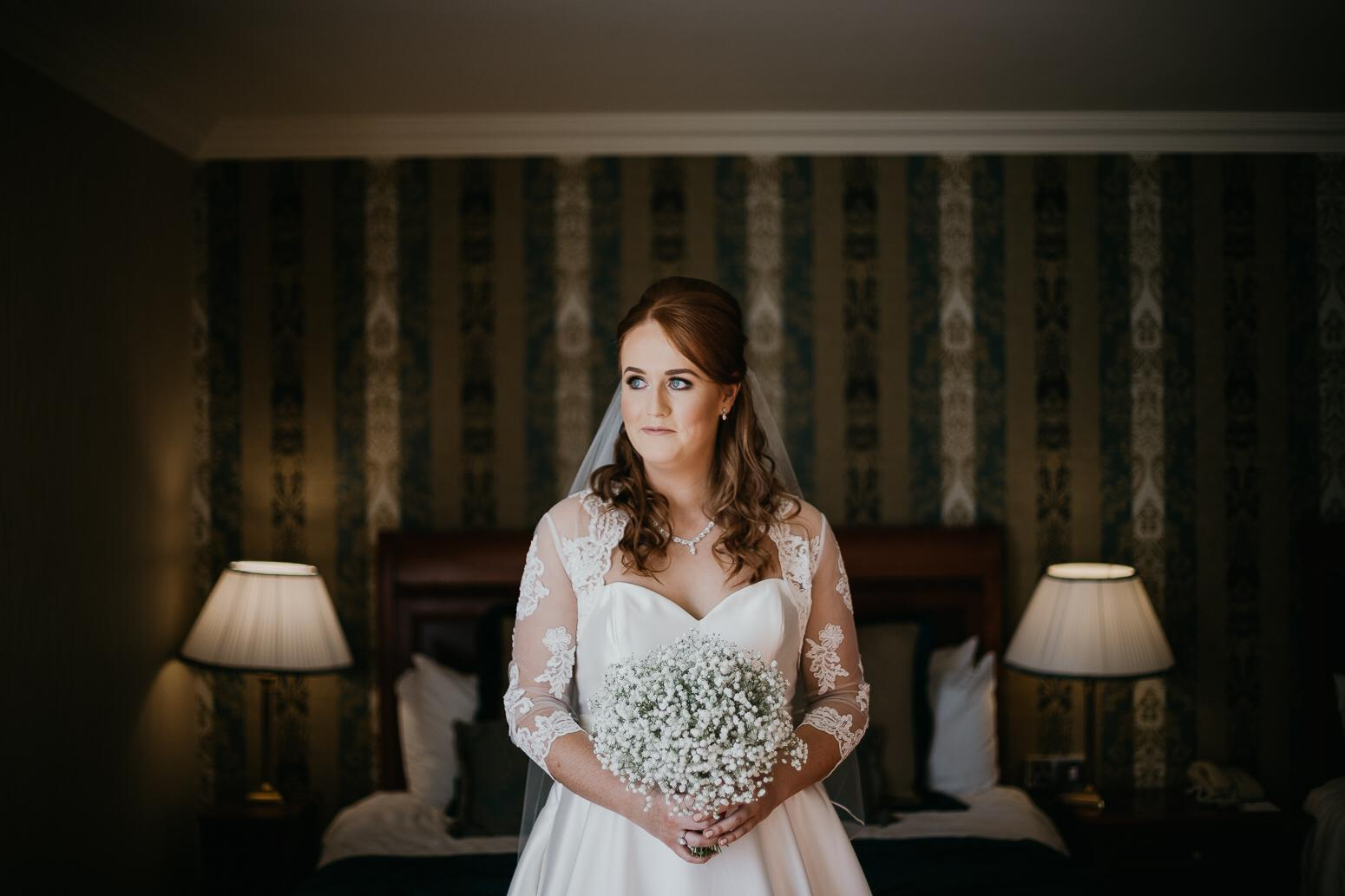 Knightsbrook Hotel Wedding November 2019