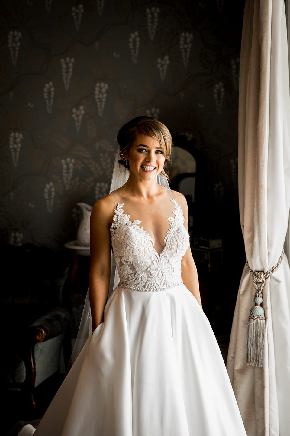 Darver Castle Bride, April 2019, Niall Coogan Photography