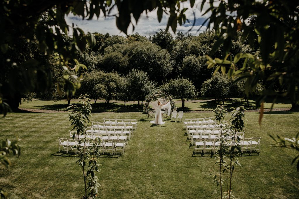 The Secret Garden, Boyne Hill House. Photo credit Darren Byrne Photography and Film