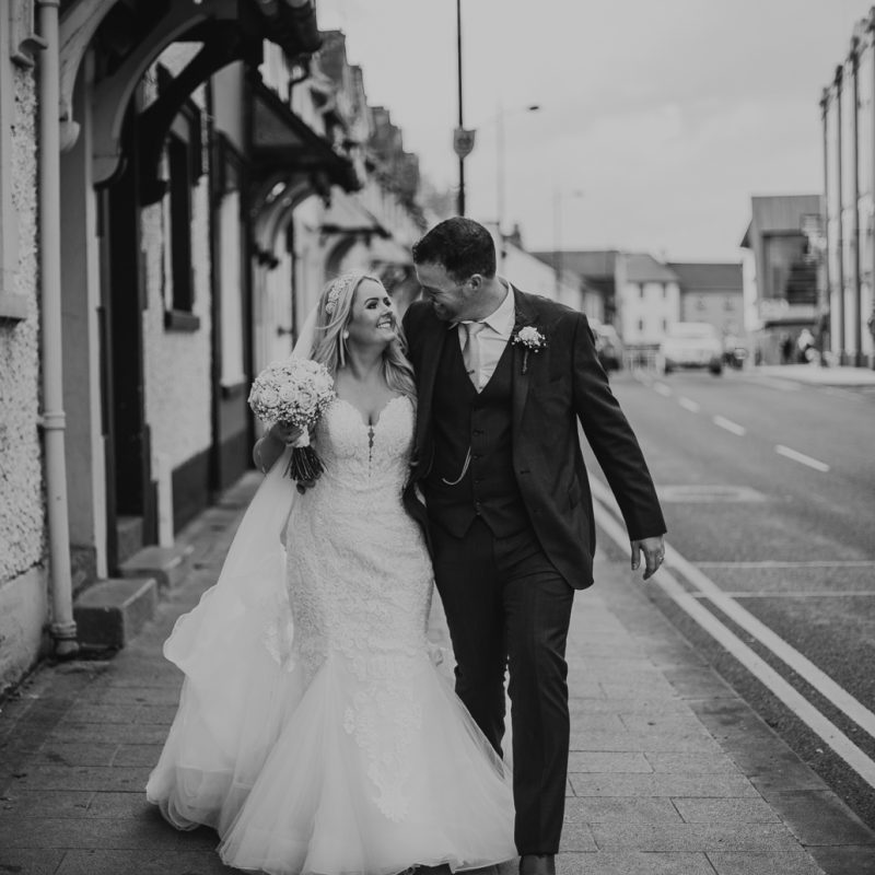 darren byrne photography and filmtrim castle hotel wedding glam bride natural makeup bridal makeup and hair