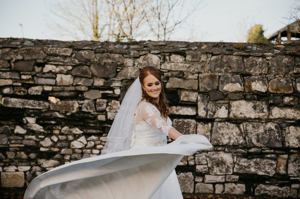 Knightsbrook hotel wedding darren byrne photography and film